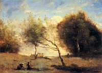 Jean Baptiste Camille Corot Biography